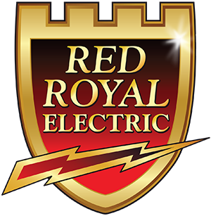 Red Royal Electric Logo